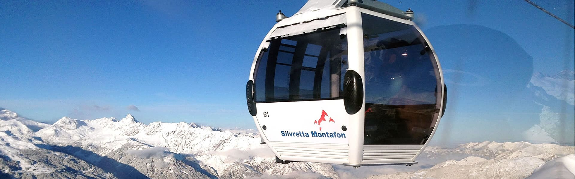 75 lifts and 292 km of slopes in Montafon